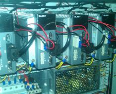 伊莱斯伺服电机在眼镜设备上的成功案例