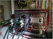信捷PLC 威纶触摸屏在油压机械手冲切机上的应用