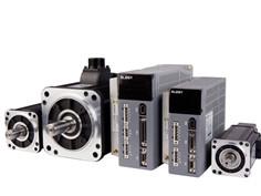 交流伺服电机及伺服行星减速机应用于控制双片钉箱机