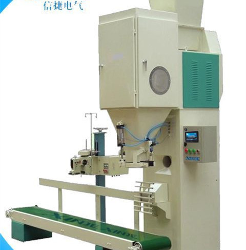 信捷plc系列产品应用于称重包装机