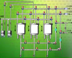 信捷PLC信捷触摸屏在食品冲洗机上的应用
