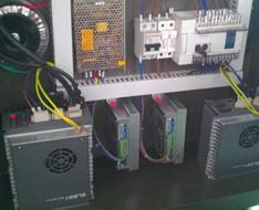 信捷PLC;伊莱斯伺服电机成功应用于绕扎线机