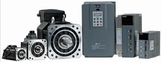 伊莱斯伺服电机与金诺行星减速机在全自动高速冲卡机上的成功应用