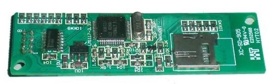 信捷BD板XC-SD-BD