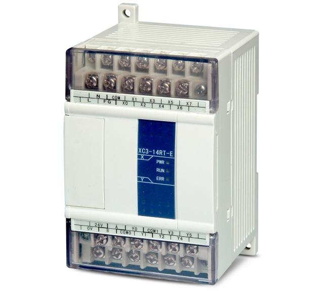 信捷PLC XC3-14R/T/RT-E/C